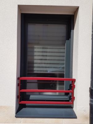 garde corps bugal. Black Bedroom Furniture Sets. Home Design Ideas